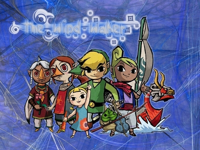 Wind Waker.............it is the first Toon Link game...and it has my Избранное music.....and i think it is very unique