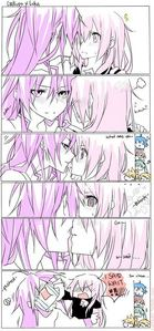 I got a lot of 가장 좋아하는 couples but I just want 2 post this, I kinda like this couple Gakupo X Luka