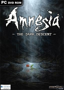 Amnesia:the dark descent Nintendo 3DS Mario Kart 7 New Super Mario Bros. 2 Just Dance 4 Wii (Amnesia the dark descent cover is in the picture)