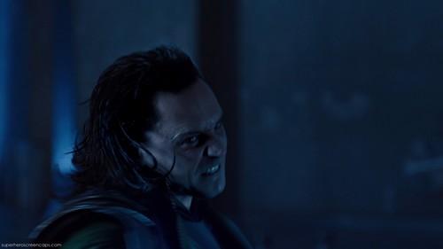 Loki from The Avengers. :P Ehehehehe.