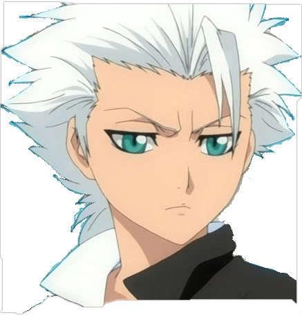 Toshiro from Bleach