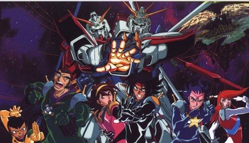 Gundam G has to be my پسندیدہ mech عملی حکمت series!