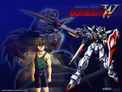 """My پسندیدہ """"traditional"""" mech series is Gundam Wing. I actually like Escaflowne more, but that's مزید of a fantasy عملی حکمت than a sci fi one. I usually stay away from mech anime, and cute girl pilots is often not enough to keep me from getting bored, but I do like Lagrange: The پھول of Rin-ne."""