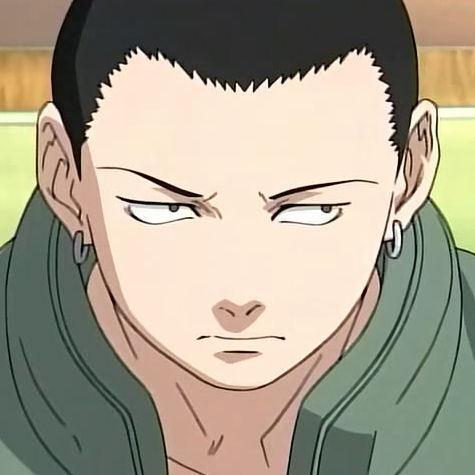Nara Shikamaru from Naruto