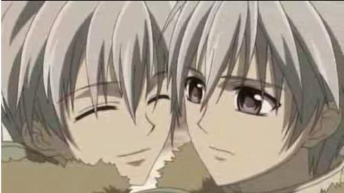 Zero and Ichiru ! ♥♥♥