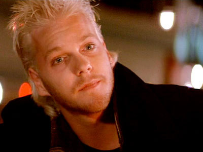 David from The lost boys. I amor that movie. Also Spike from Buffy.
