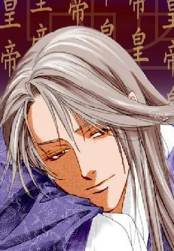 "Ryuuki Shi, from Saiunkoku Monogatari -he is bishie/bishounen, but I do not consider him ""girlie"" - I think he is [i]extremely[/i] good-looking."