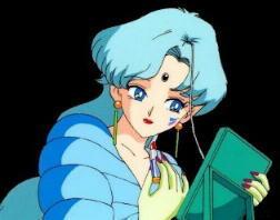 Fisheye from Sailor Moon