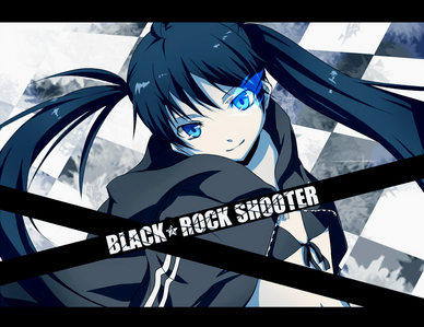 Black Rock Shooter would be one of my favs.