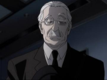 Watari from Death Note!