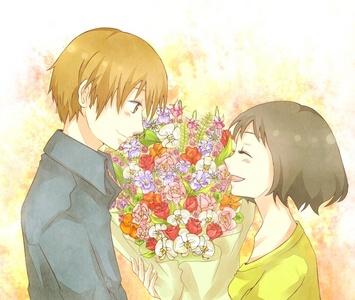 Cutest?! Hmmmm Atsushi and Rokka ❤
