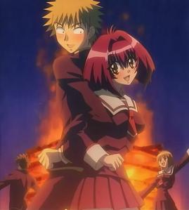 Kenta Usui and Karin Maaka! ^__^