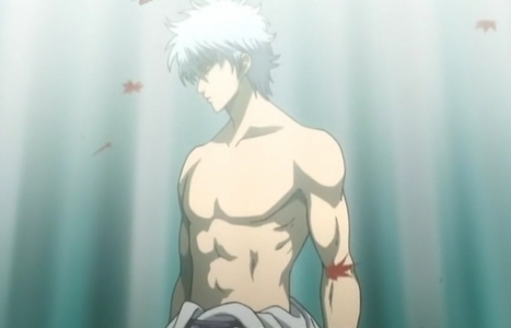 Gin-chan!!!! He's so COOL (*⌐*)