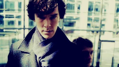 Sherlock ))