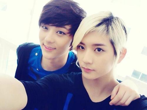 Ren and Minhyun. Forever Will Be!!