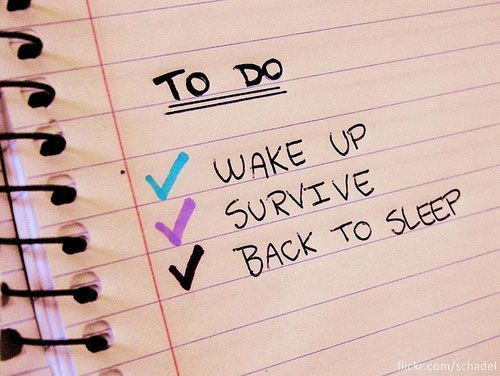 XD the real to do lista