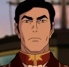 No but we do see his son or gran-son(i&#39;m not sure) general Iroh.<3