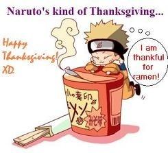Naruto's Thanksgiving ;3