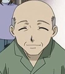 Tohru's grandpa