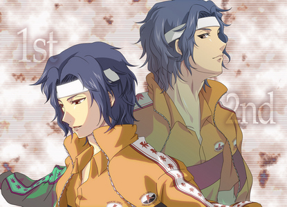 Yukimura Seiichi from the Prince of Tennis.