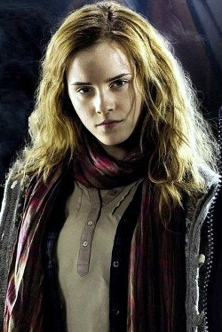 I would realy like to meet Hermione because she is realy clever and she could help me do my homework!