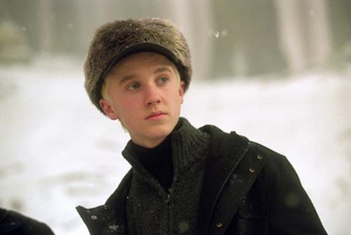 Of course Draco Malfoy coz , he is amazingggggg , coooooolllll , and many Mehr .....................