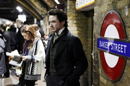 Robert in Baker улица, уличный - for me the most exciting place on earth! *_*