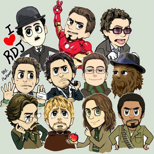 haha Robbo style! ^^ -I've seen all films there! <3
