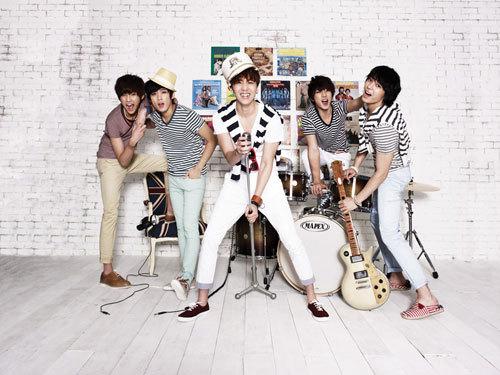 mine~ Bias/favourite : 1- Minhwan/Jaejin 2- Jonghoon 3- Hongki 4- Seunghyun Singer 1- Hongki 2- Jaejin 3- Seunhyun 4- Minhwan 5- Jonghoon Hottest 1- Jonghoon 2- Seunghyun 3- Hongki 4- Minhwan 5- Jaejin Cutest 1- Minhwan 2- Jaejin 3- Hongki 4- Jonghoon 5- Seunghyun Personal opinion of members.. Minhwan- Super cute maknae.. very charming whenever i see him.. just so adorable Jaejin- A cute little boy with a very attractive charm.. Hongki- naughty little boy with cheerful characteristic^^ super funny~ Jonghoon- macho man.. very cool and handsome.. funny too.. (for me^^) Seunghyun- Awkward at times.. but his dance is cute ^^ hehe.. i amor his rap too..