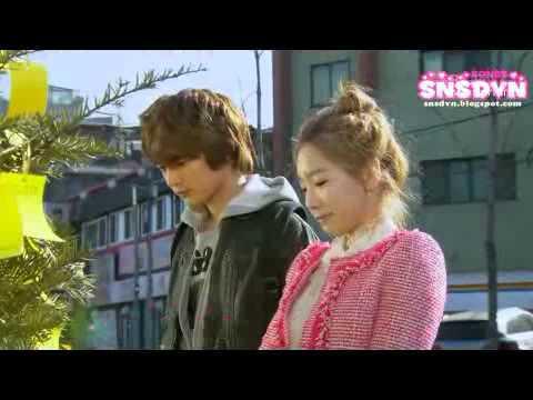 Taeyeon and Minho~