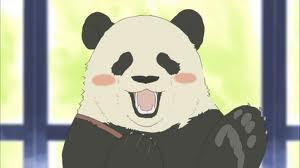 [b]PANDA[/b]! It is soooo cute!! Poor baby! It looks so pitiful. lol I 愛 babies!! XD