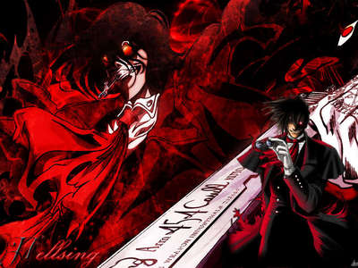 The world of Hellsing Ultimate ♥