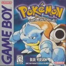 You'd think this would be a hard choice, but oddly, nothing seems to come close to beating Pokemon Blue. It was my first Pokemon game and I kinda became attached to it XD
