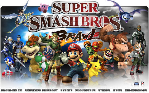 Tough question, I play a lot of games. But if I had to pick one, I would go with SSBB