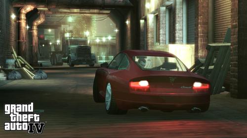 Grand Theft Auto IV. Yes, still. It's increíble how good it still looks.