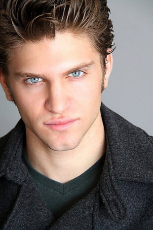 Keegan Allen who plays Toby Cavanaugh from Pretty Little Liars. I don't get it, it's just there is something about him that starts to make my jantung race. It's happened ever since I started watching PLL. And I also have a crush on Daniel Radcliffe, Cory Montieth, Johnny Depp, Jensen Ackles, Josh Hutcherson and Ian Somerhadler.