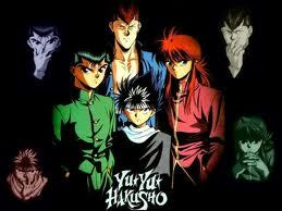 """Yu Yu Hakusho. It doesn't exactly fit in with """"new"""" but it's still awesome."""