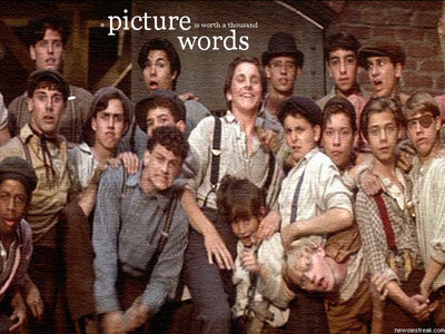What exactly is the movie newsies about?