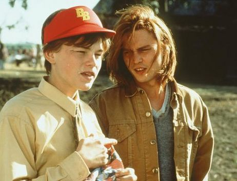 It's really hard to choose one!! Maybe *What's eating Gilbert Grape*
