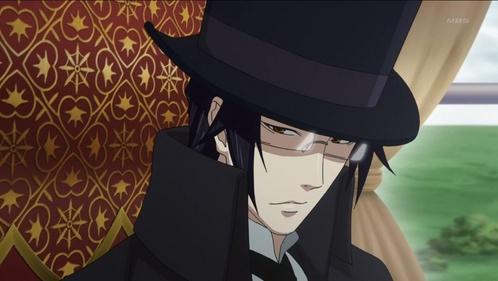 Claude Faustus (He doesn't always wear a hat :1)
