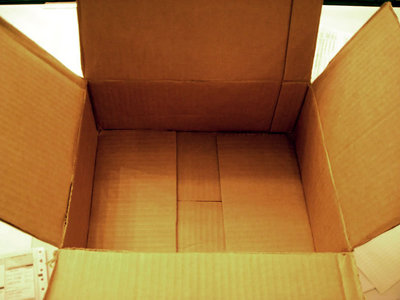 The amount of people I've dated is also the number of things in the this box:
