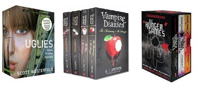 A List of Books/Series like Vampire Academy?