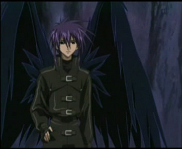 Dark from D.N. Angel.