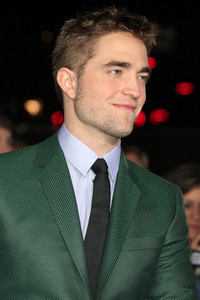 my Rob at the L.A. Breaking Dawn 2 premiere Nov.12,2012.