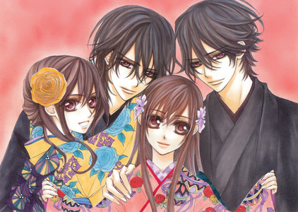 yuki-chan and her family:D