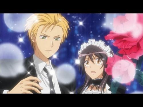 Misaki and Usui (maid sama) Kei and Hikari (special a) Sakura and Syaoran(tsubasa)