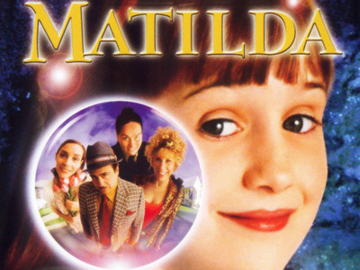 "I've never really been big about the whole ""hero"" thing. I don't like the concept of finding yourself idolizing someone else. It leads to nothing but disappointment. That being said, then i was young I did find myself wanting very much to be just like Matilda. I used to watch that movie practically everyday."