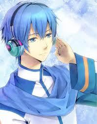 KAITO of Vocaloid!