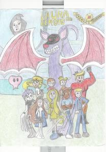 I've been wanting to Bewegen to California to buy my own cartoon/anime studio and become a famous cartoonist like Walt Disney oder Lauren Faust since 7th grade. After all, I've coming up with my own cartoon shows like this one.