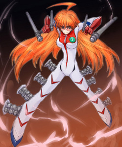 Nono from Diebuster